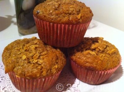 all bran muffins, a healthy and diabetes friendly snack