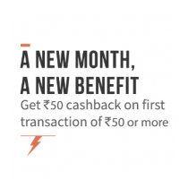 Freecharge Coupons Code JUNE50 : Freecharge June Recharge