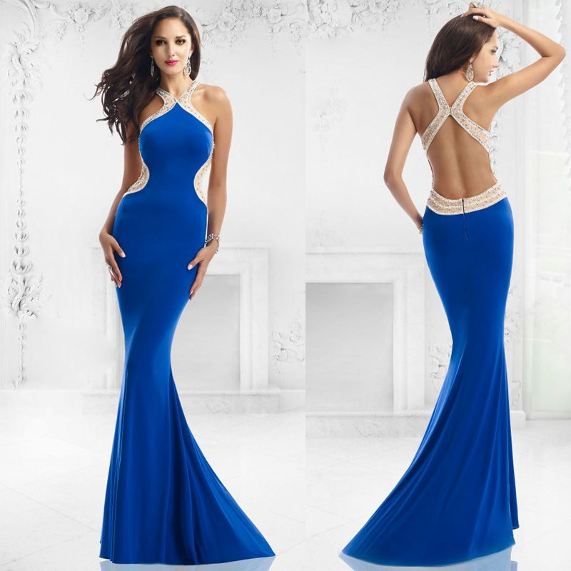 Long Party Dresses - >> Click to Buy << Vestidos De Fieata ...