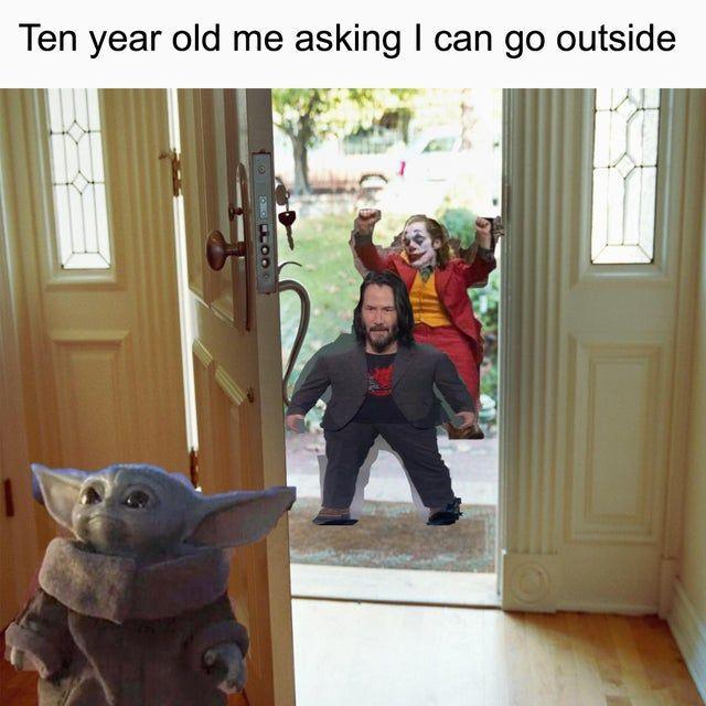 Baby-Yoda-Meme könnten die Besten des Jahres sein (66 Bilder)