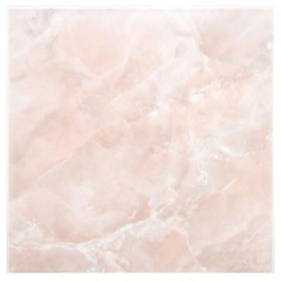 Merola Tile Gamma Rosa 11 3 4 In X 11 3 4 In Ceramic Floor And Wall Tile 11 Sq Ft Case Ftc12grs The Home Depot Ceramic Floor Ceramic Floor Tile Wall Tiles