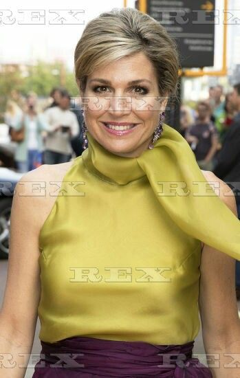 King Willem I Award for Sustainable Entrepreneurship, Eindhoven, The Netherlands - 26 May 2016  Queen Maxima of The Netherlands 26 May 2016