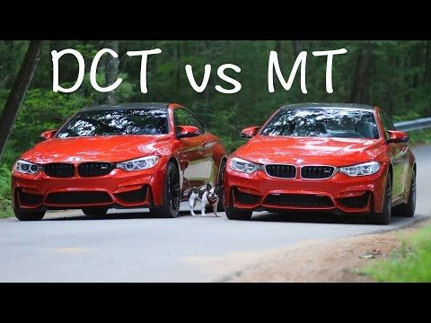 dual clutch vs manual transmission dct vs mt bmw m4 m3 video rh pinterest ca 2015 bmw m3 manual vs dct 2015 bmw m3 manual vs dct