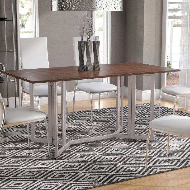 Eleanora Drop Leaf Dining Table Dining Table In Kitchen Dining