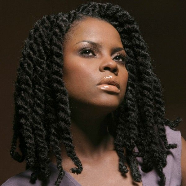 51 kinky twist braids hairstyles with pictures twisted braid 51 kinky twist braids hairstyles with pictures pmusecretfo Images