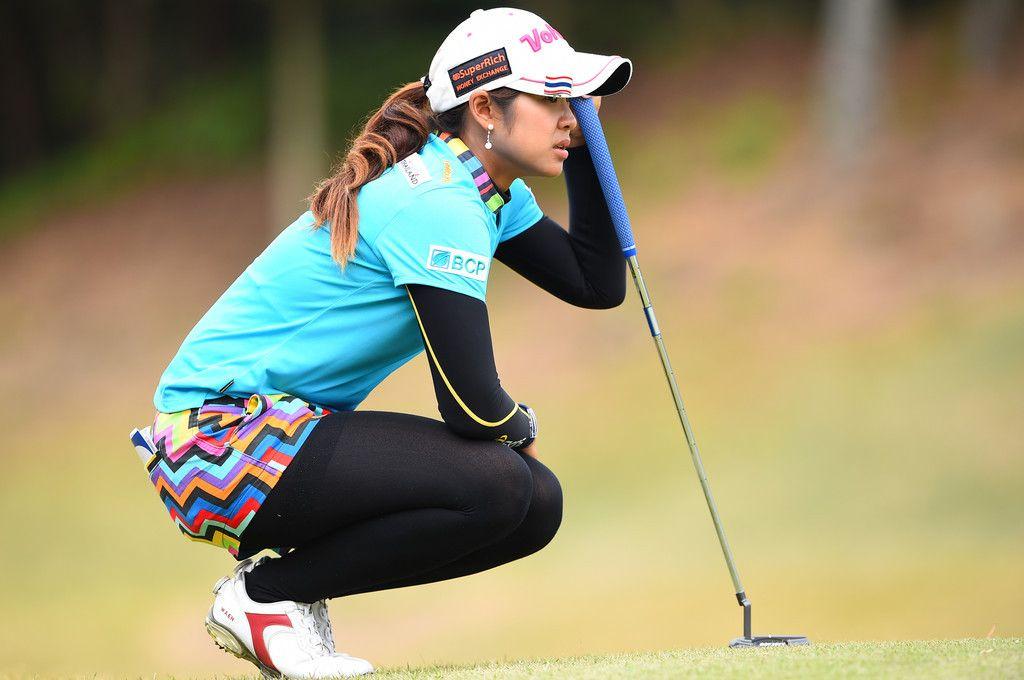 LPGA Tights : Photo | LPGA Ph | Pinterest | Lpga and Asian