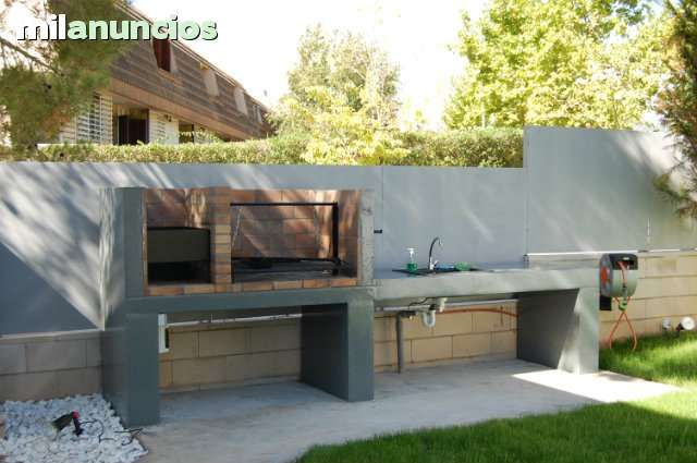 Barbacoas de obra buscar con google outdoor kitchen - Barbacoas de obra ...