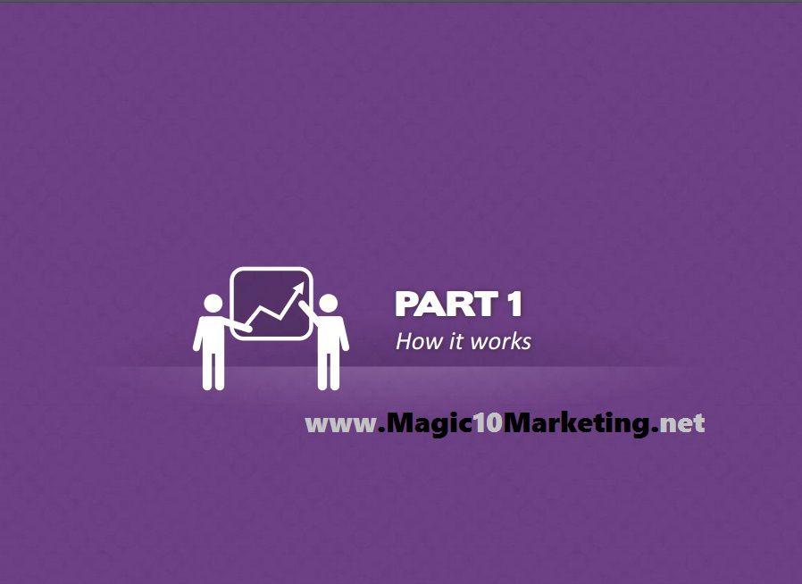 Magic  Marketing Presentation HttpWwwMagicMarketingInfo