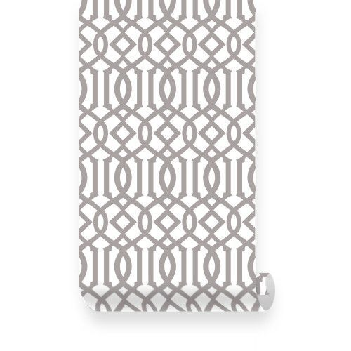 Large Imperial Trellis Peel Stick Fabric Wallpaper Fabric Wallpaper Peel And Stick Wallpaper Trellis Pattern