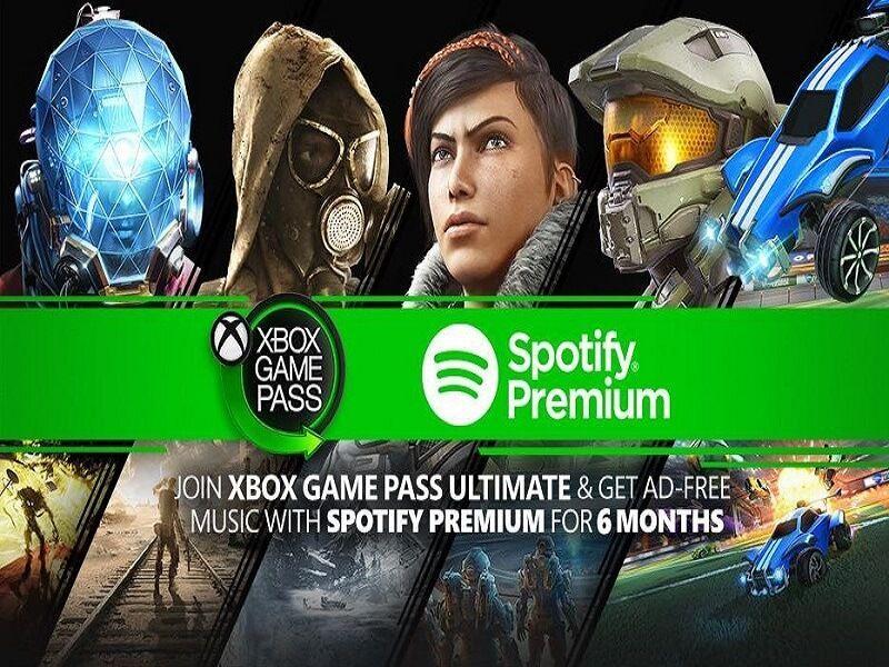 Microsoft تُعلن عن تعاونها مع Spotify لخدمة الألعاب Xbox