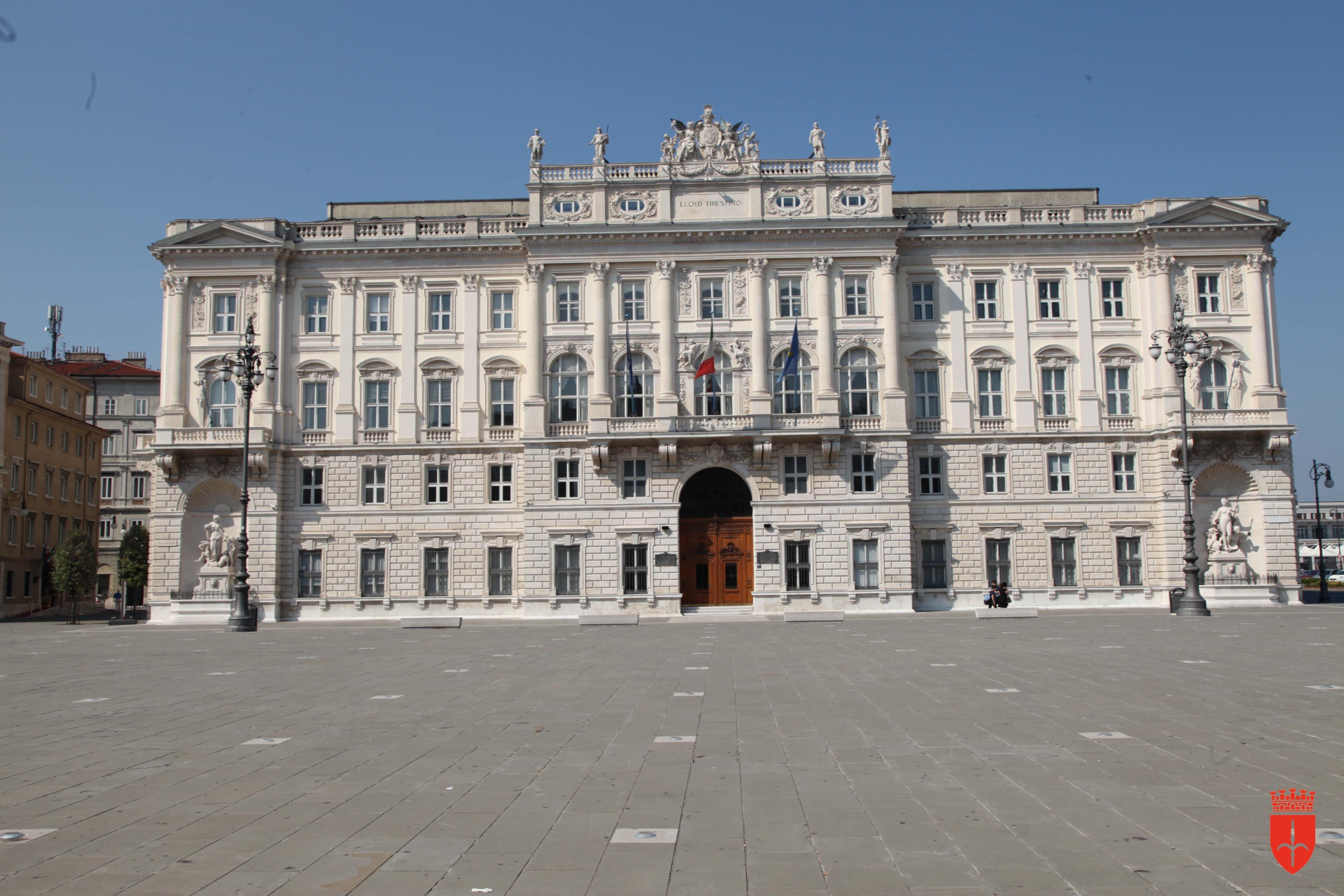 Il Palazzo della Regione Friuli Venezia Giulia di Trieste Palazzi ed edifici