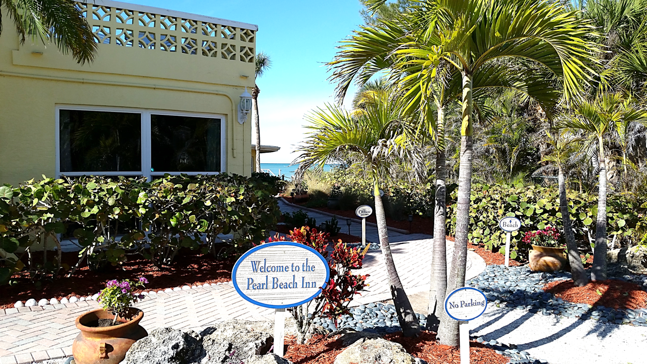 Welcome to the Pearl Beach Inn located on the beach! Join ...