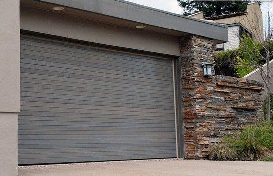 Pin By Mila Parajeles On Light House Modern Garage Doors Garage