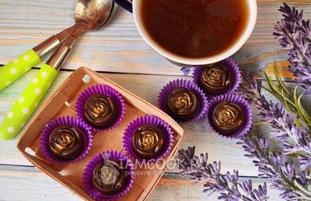 рецепты конфет из какао