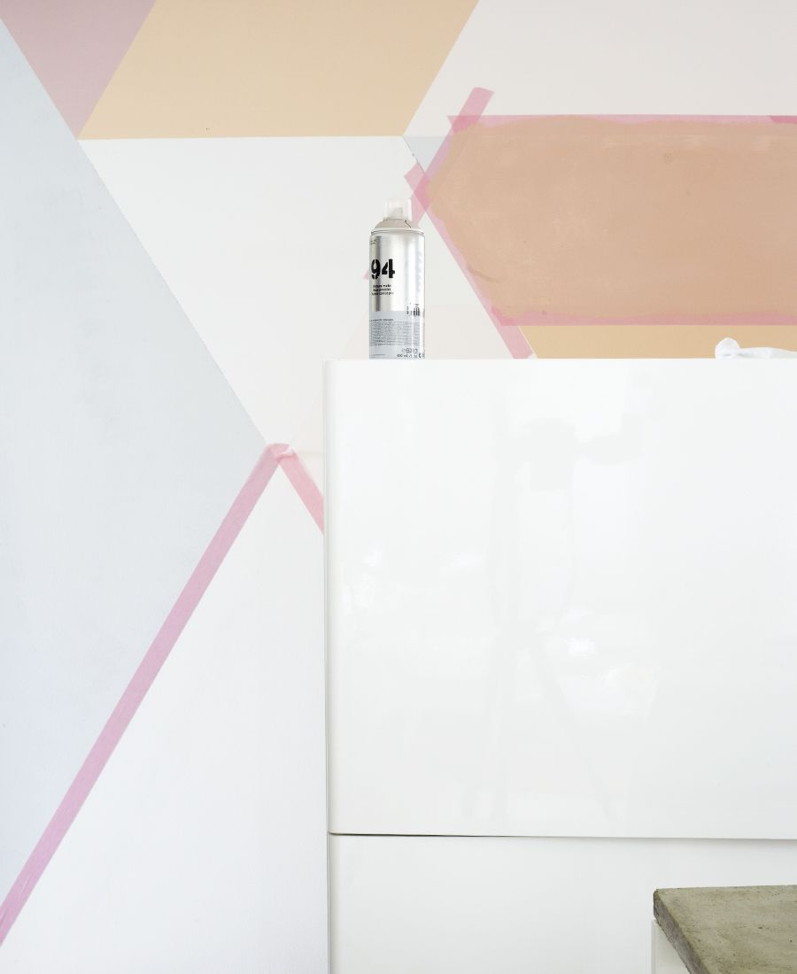WEEKDAYCARNIVAL : GEOMETRIC WALL PAINTING - COMING SOON