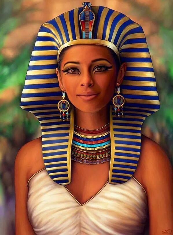 What cleopatra looked like