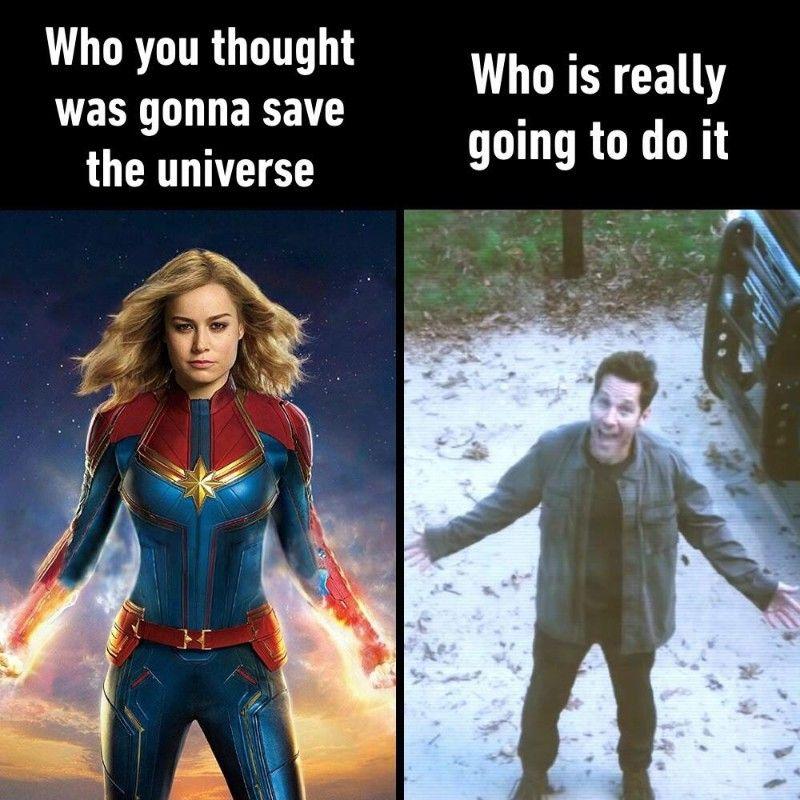 Funny Memes Avengers Endgame
