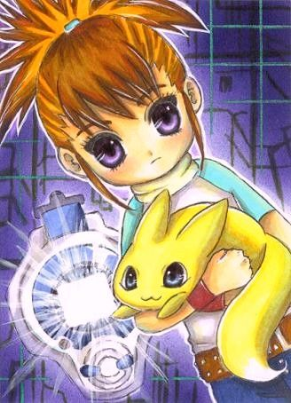 Digimon Tamers - Rika