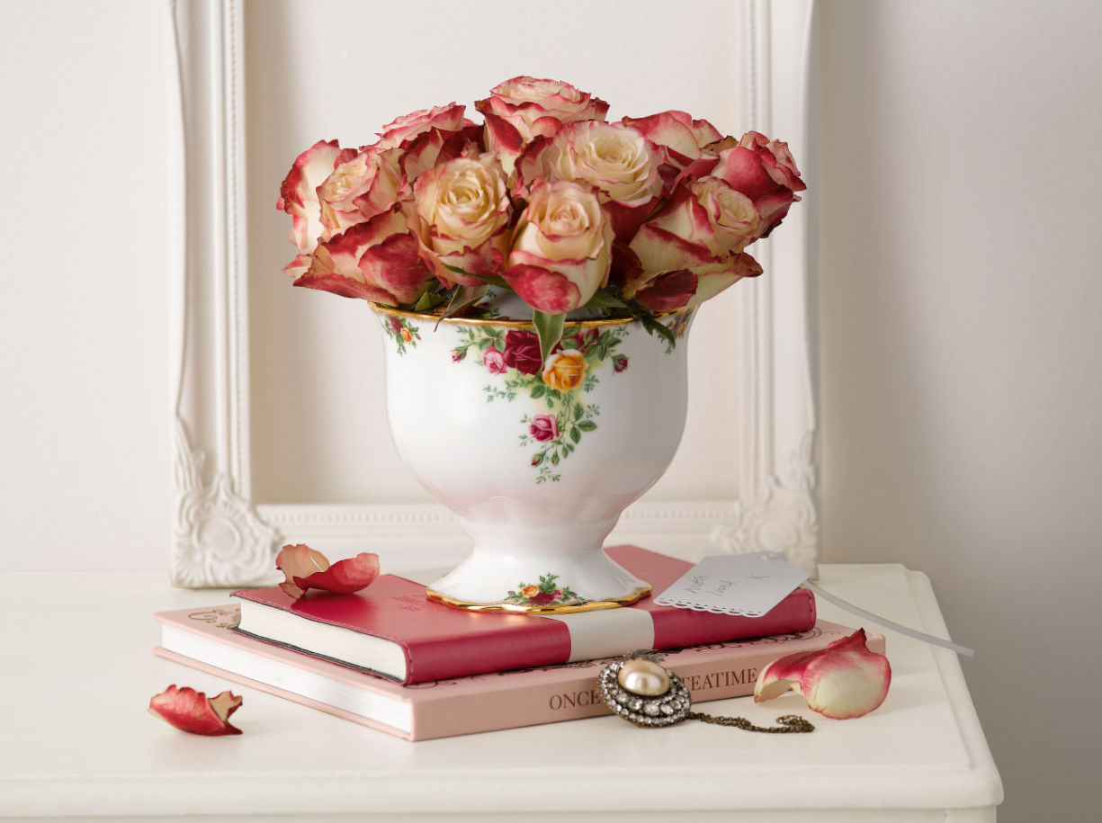 #OldCountryRoses for your home #VintageTeaTime