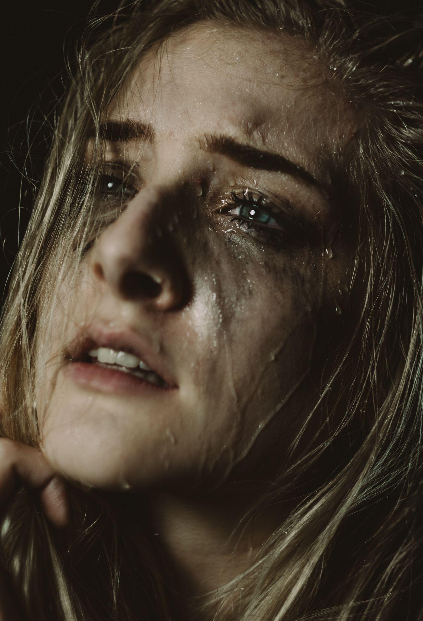sadness + frustration Senior, girl, portrait, dark, LXC ...