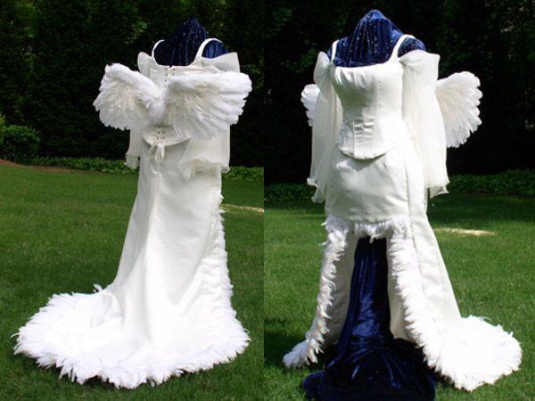 Yuna Wedding Dress Of Final Fantasy X