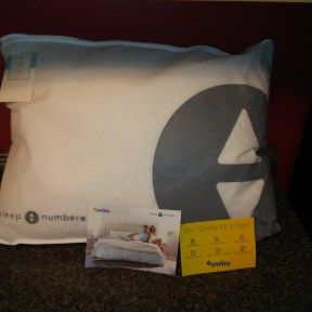 Free sleep number pillow