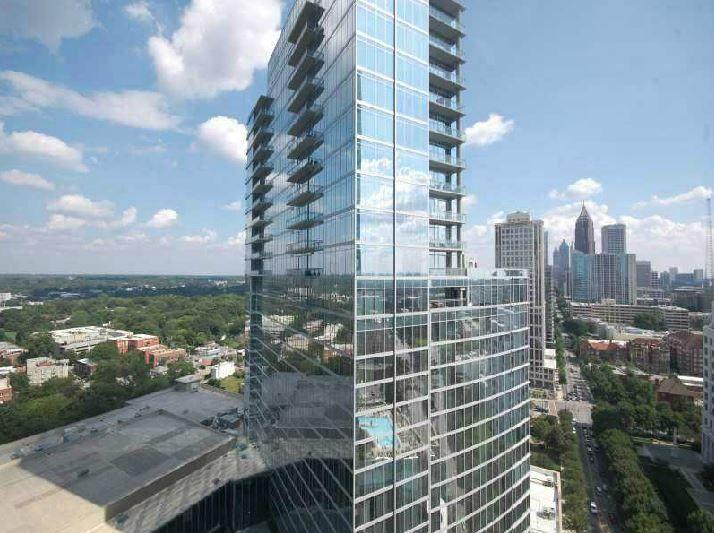 Atlanta Luxury Condo Midtown Living Qianhai Pinterest Condos