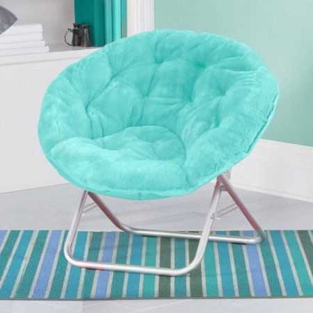 Home Saucer Chairs Bedroom Turquoise Dorm Furniture