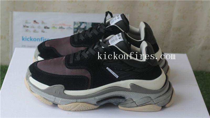Balenciaga Triple S Sneakers in Gray Lyst