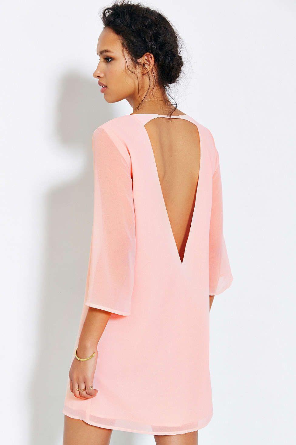Ecote A-Line Sheath Dress