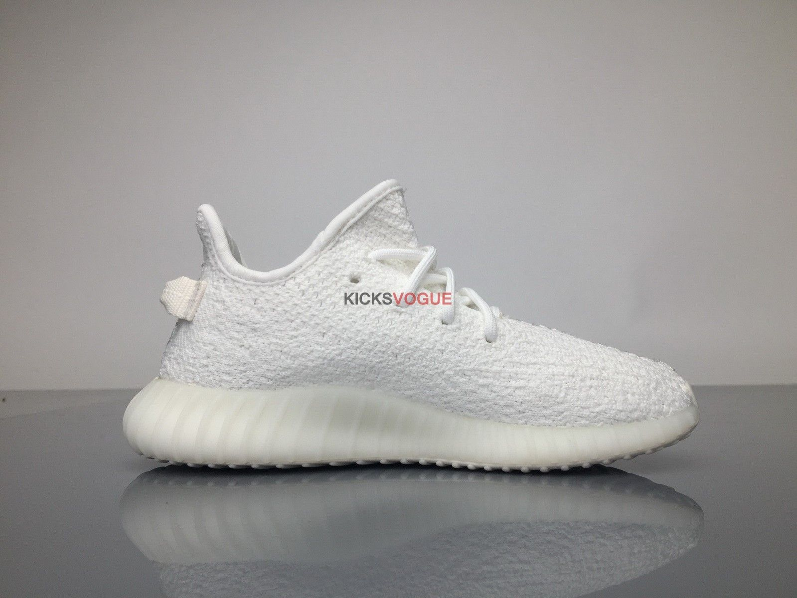 "cheap for discount 54ac0 324db KIDS Yeezy Boost 350 Infant ""Cream White"" BB6373 