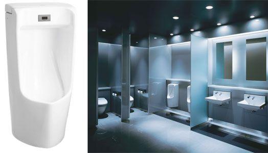 Public Toilet Sanitation Is Now Achievable With The TOTO Sensor - Toto bathroom fixtures