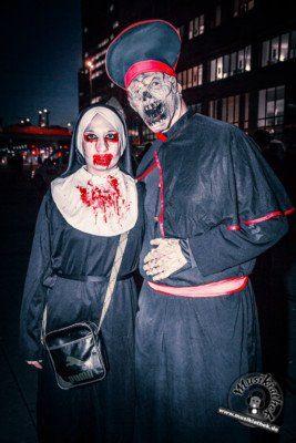33 Der Gruseligsten Halloween Kostume Und Makeups Gruselige
