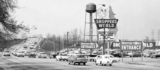 Discount Stores Of The 60s Highland Ind In 2019 Hammond