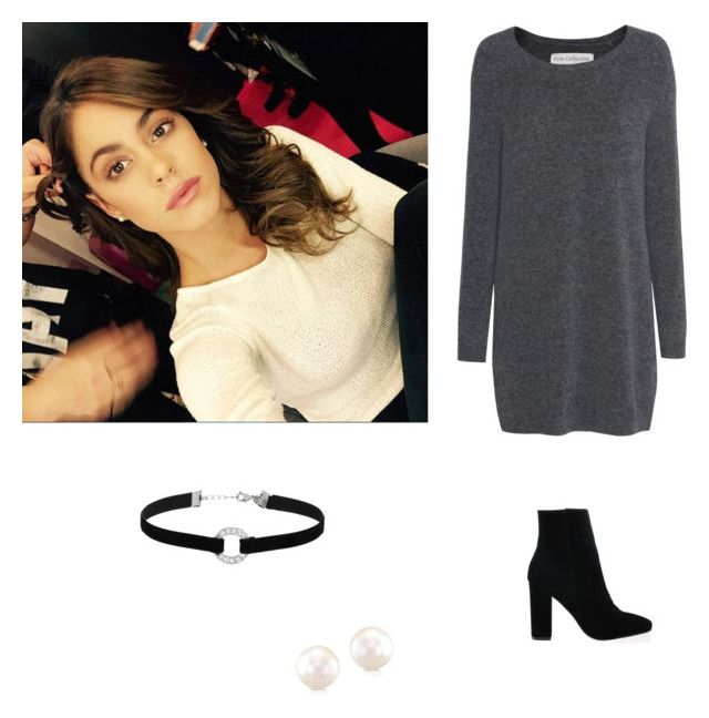 """Style Tini Stoessel5"" by emiliediasm ❤ liked on Polyvore featuring Fine Collection and Miss Selfridge"