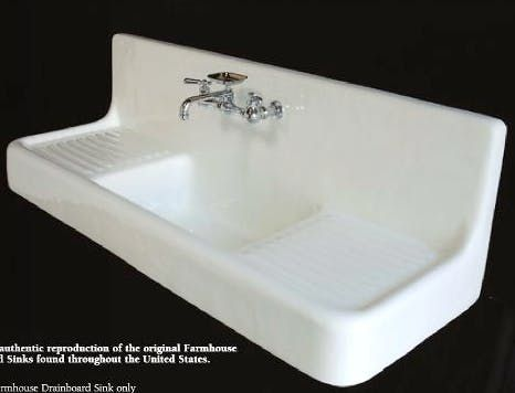 Farmhouse Drainboard Sink Maxwell S Daily Find 05 02 12