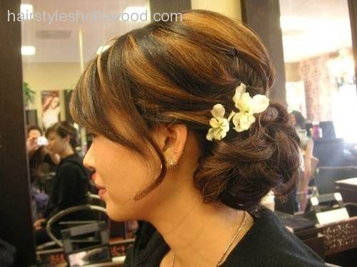 Mother of the groom hair updos Models half up half down wedding ...