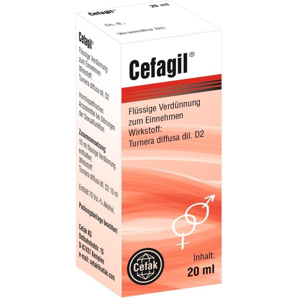 CEFAGIL Tropfen:   Packungsinhalt: 20 ml Tropfen zum Einnehmen PZN: 11524611 Hersteller: Cefak KG Preis: 8,95 EUR inkl. 19 % MwSt. zzgl.…