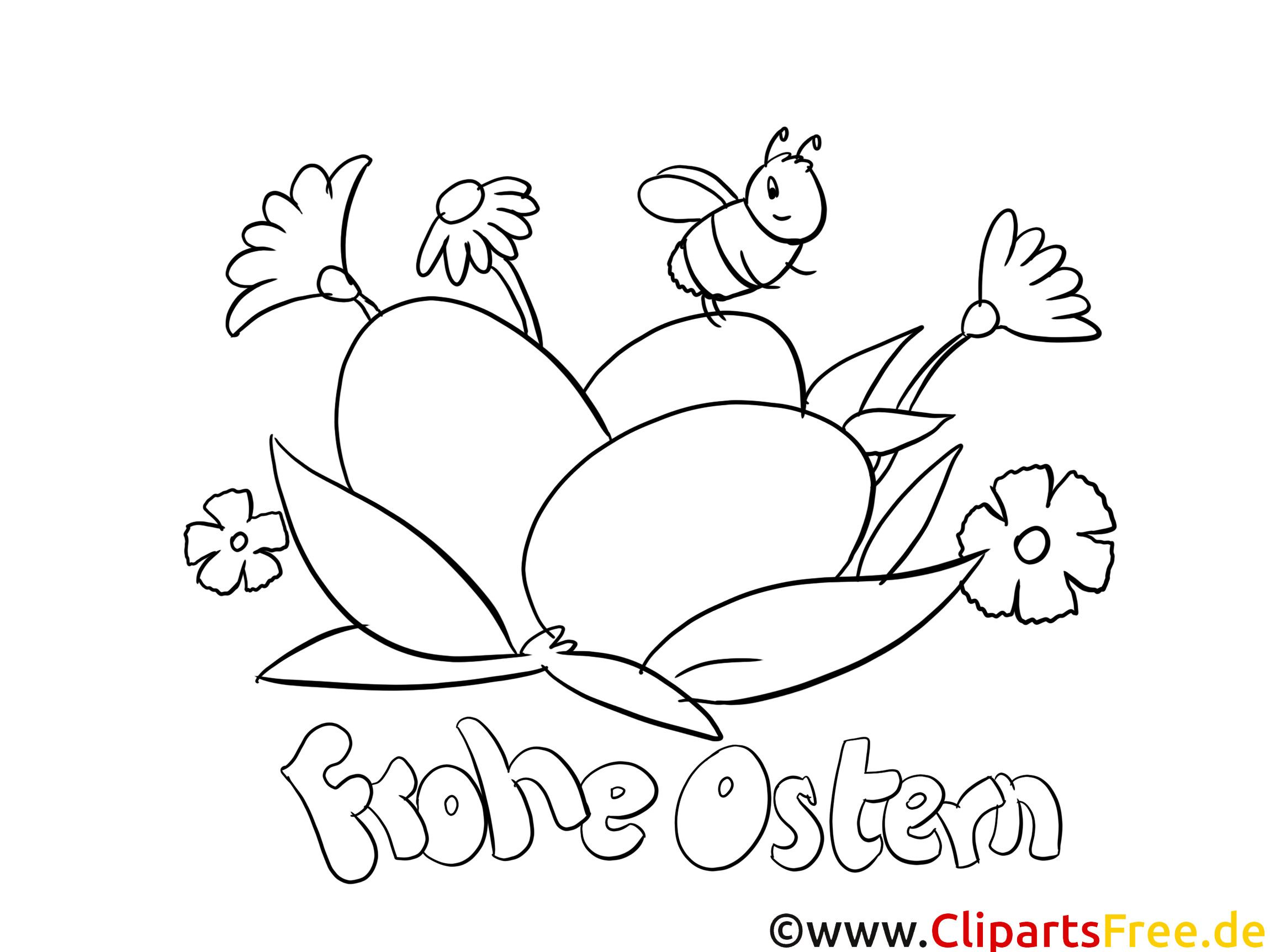 ostereier malvorlagen 6 in 6  Malvorlage hase, Ostereier