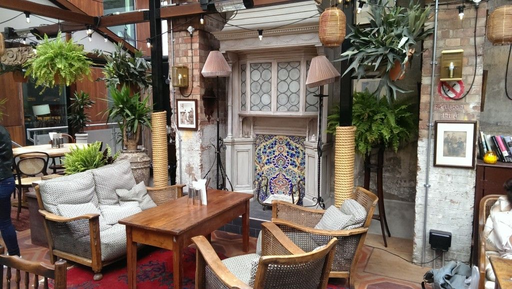 Dishoom Shoreditch by Mr 305 Halal Eat Out Covent