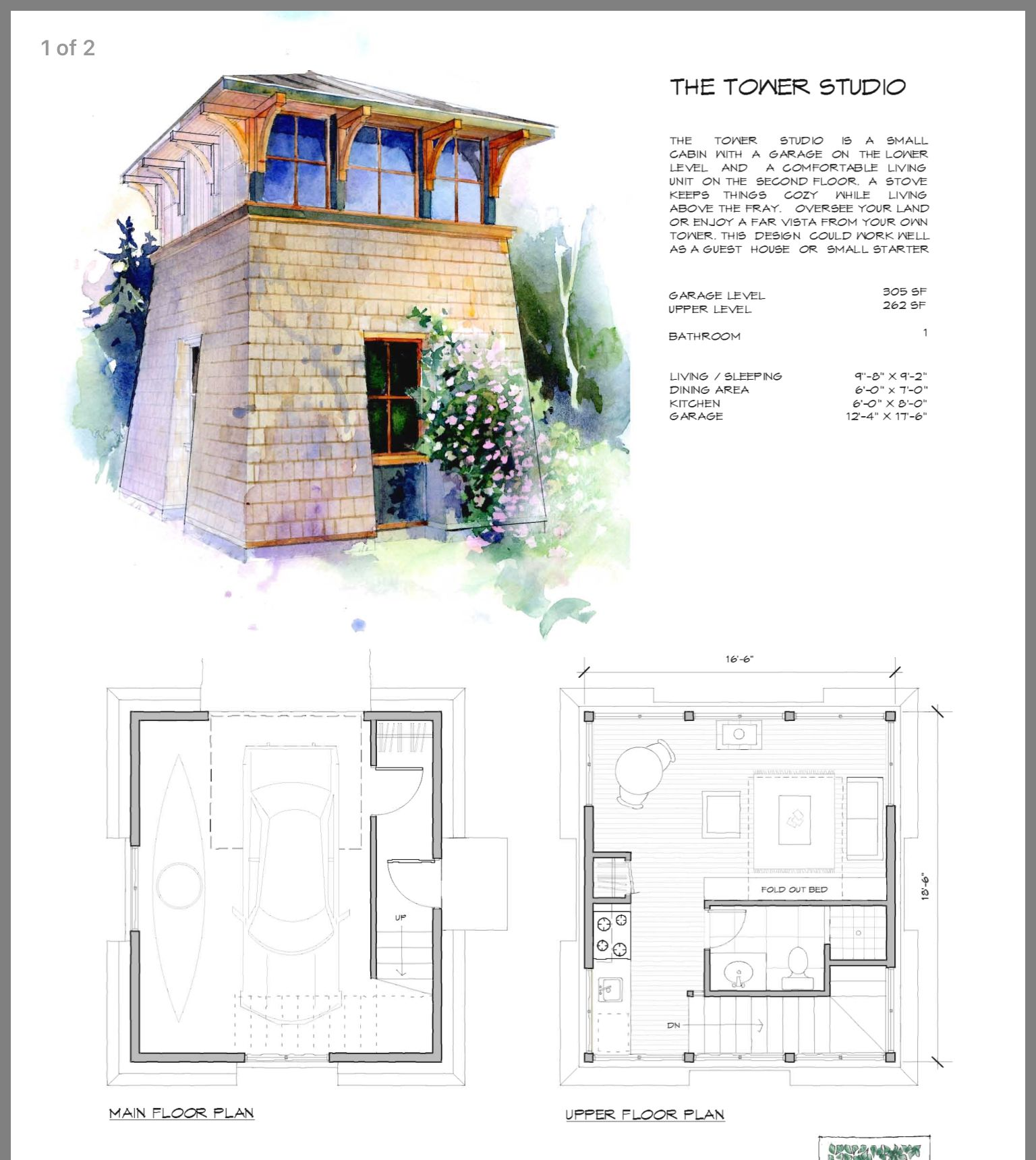 Club Observation Office Tiny House Plans Tiny House Cabin Small House
