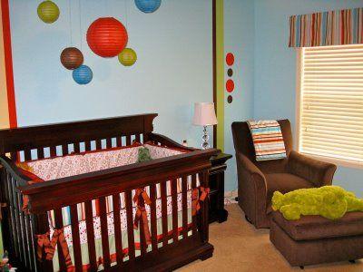 Lampions Kinderzimmer ~ 18 besten baby kaidens nursery bilder auf pinterest