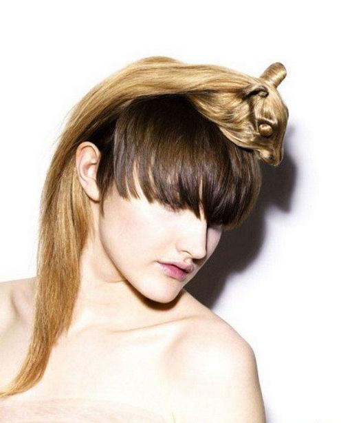 Amazing Hairstyles from France | Hairstyle Expiriment | Unique Hairstyles