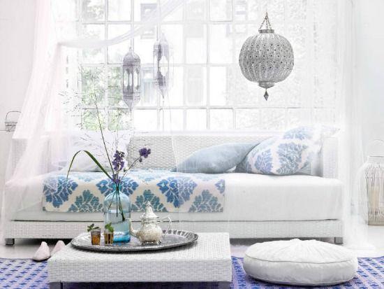 Oosterse stijl woonkamer - Home | Pinterest - Marokkaanse stijl ...