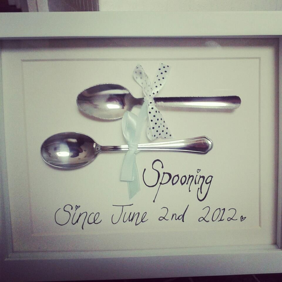 An Idea I Stole From Pinterest Made This For My 1 Month Wedding Anniversary Boyfriend Anniversary Gifts Anniversary Gifts Homemade Gifts For Boyfriend