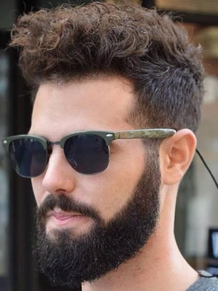 Awesome 15 Quirky Hairstyles For Men With Thick Hair
