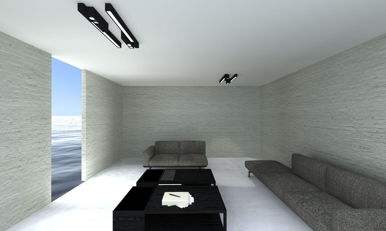 Metroffice Dark Lighting Anthony Boelaert For Dark Architecturallighting Led Design New Darling Render