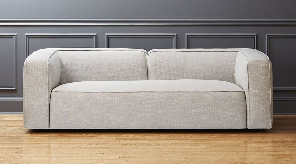 Modern Furniture Images $1200 only color.. lenyx sofa | cb2 | house | pinterest | living