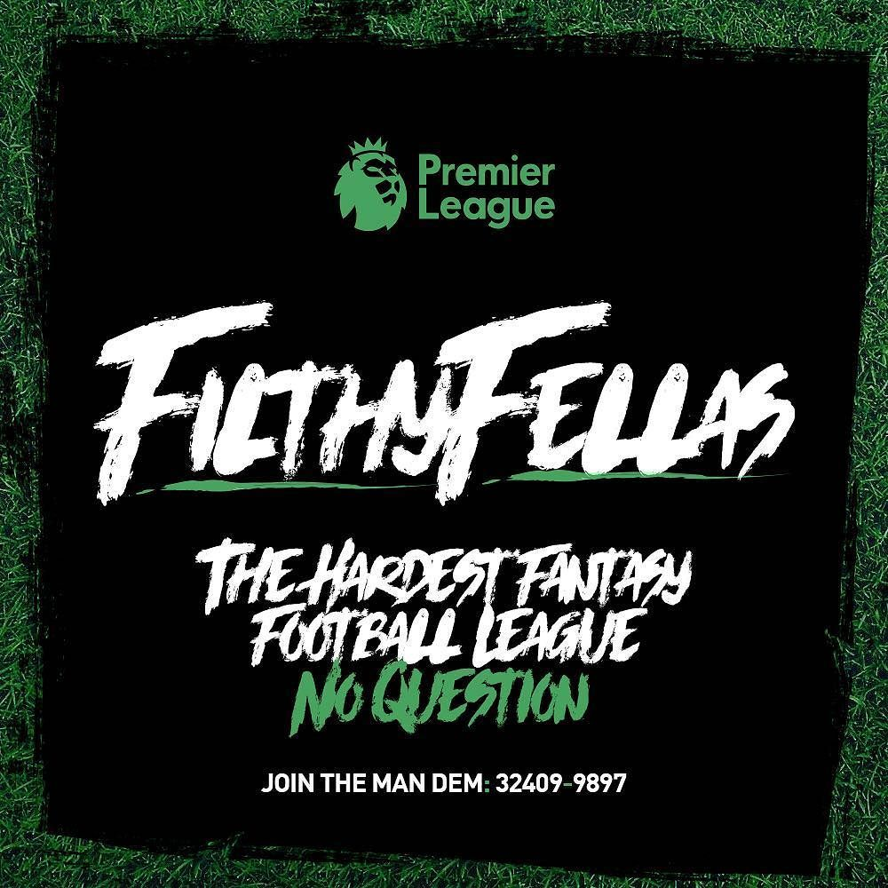 Join the FilthyFellas Fantasy League and hold this work