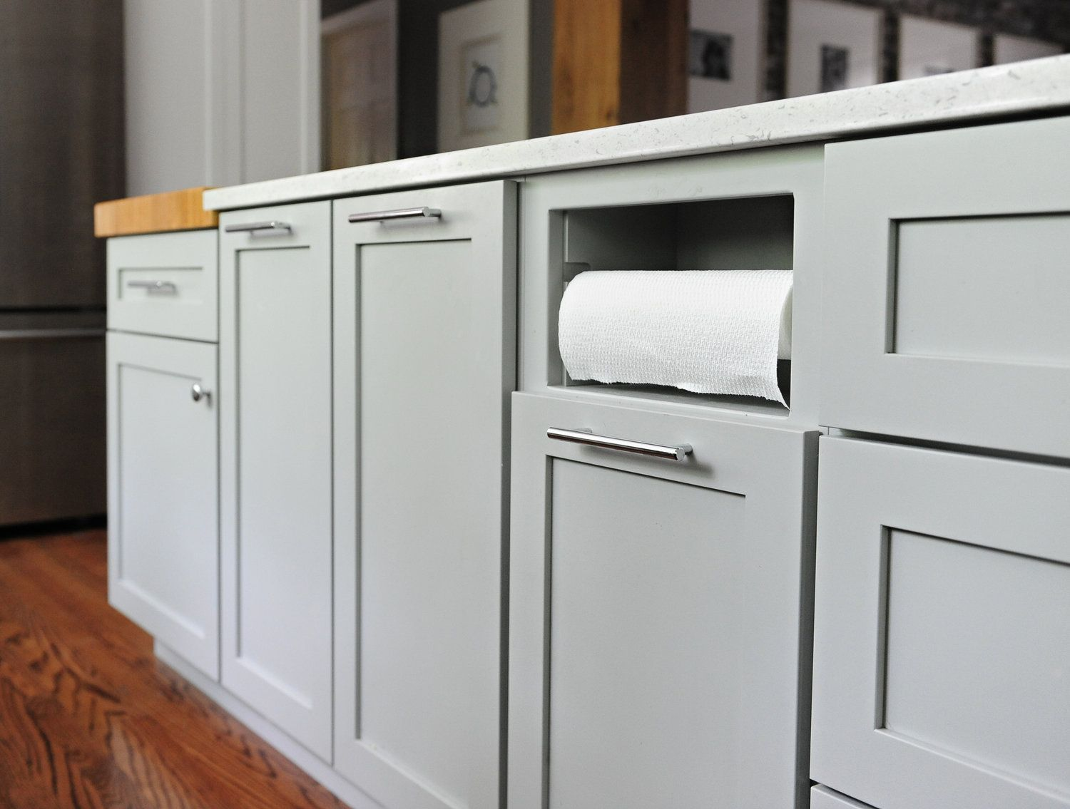Cabinets By Stolls Woodworking Designed By Syi Island Color Sherwin Williams Chelsea Gray 2850 Kitchen Cabinet Styles Home Knock Down Wall